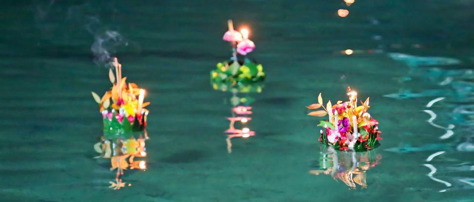 Celebrating Yi Peng and Loy Kratong on Koh Tao thumbnail