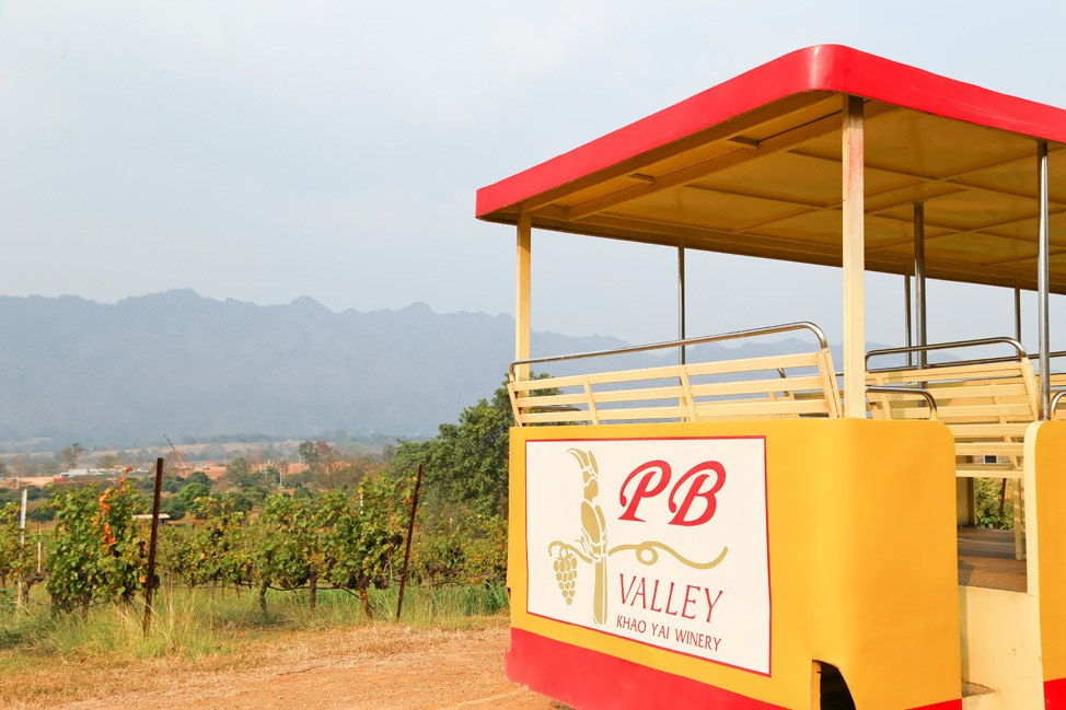 PB Valley Winery Thailand