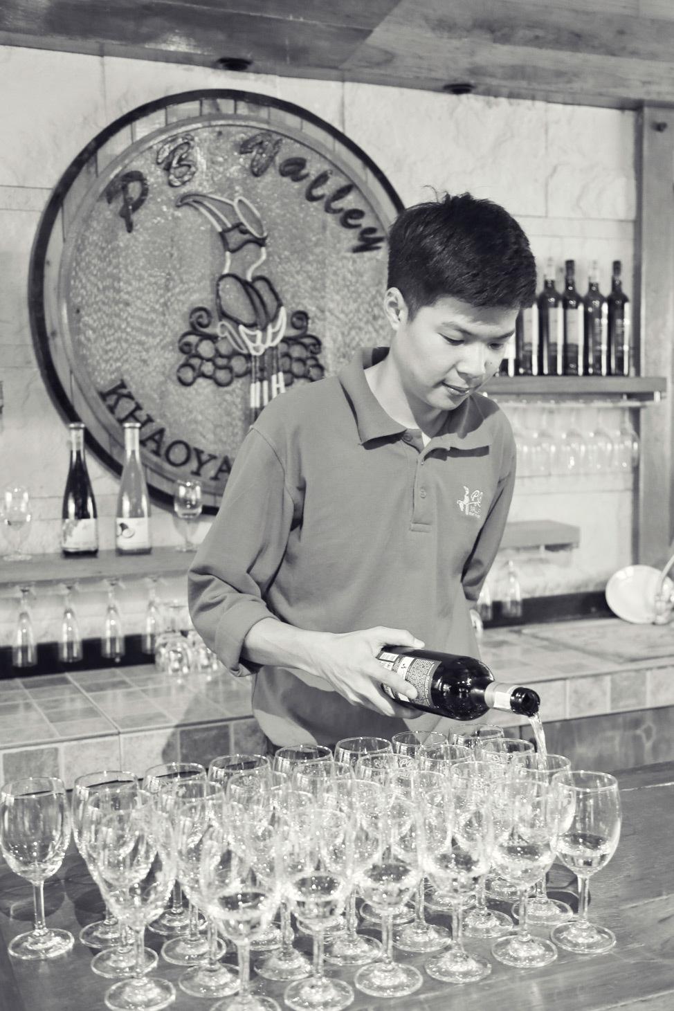 PB Valley Winery Thailand