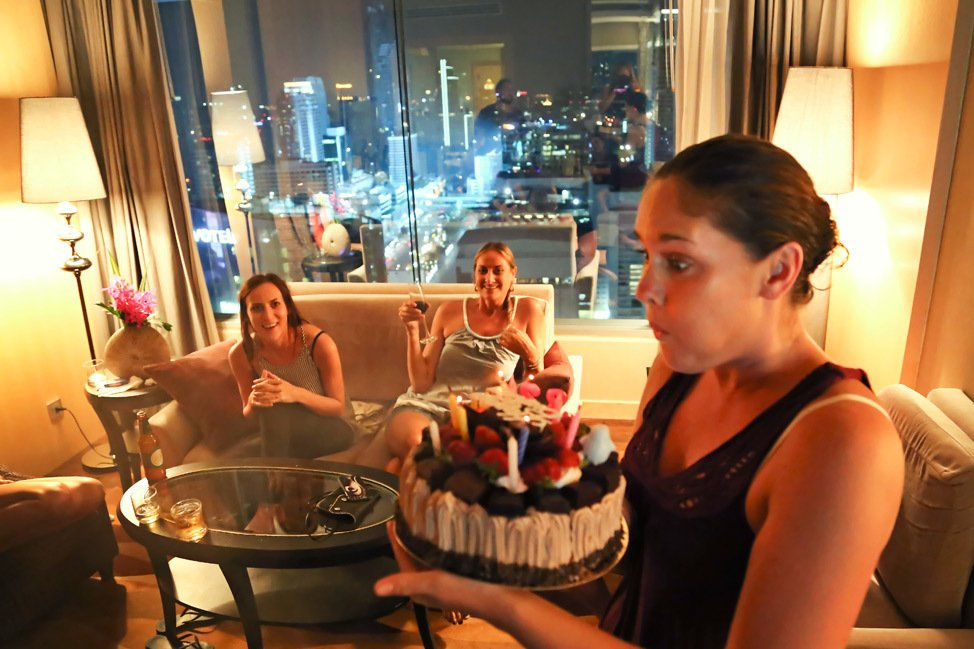 Bangkok Birthday
