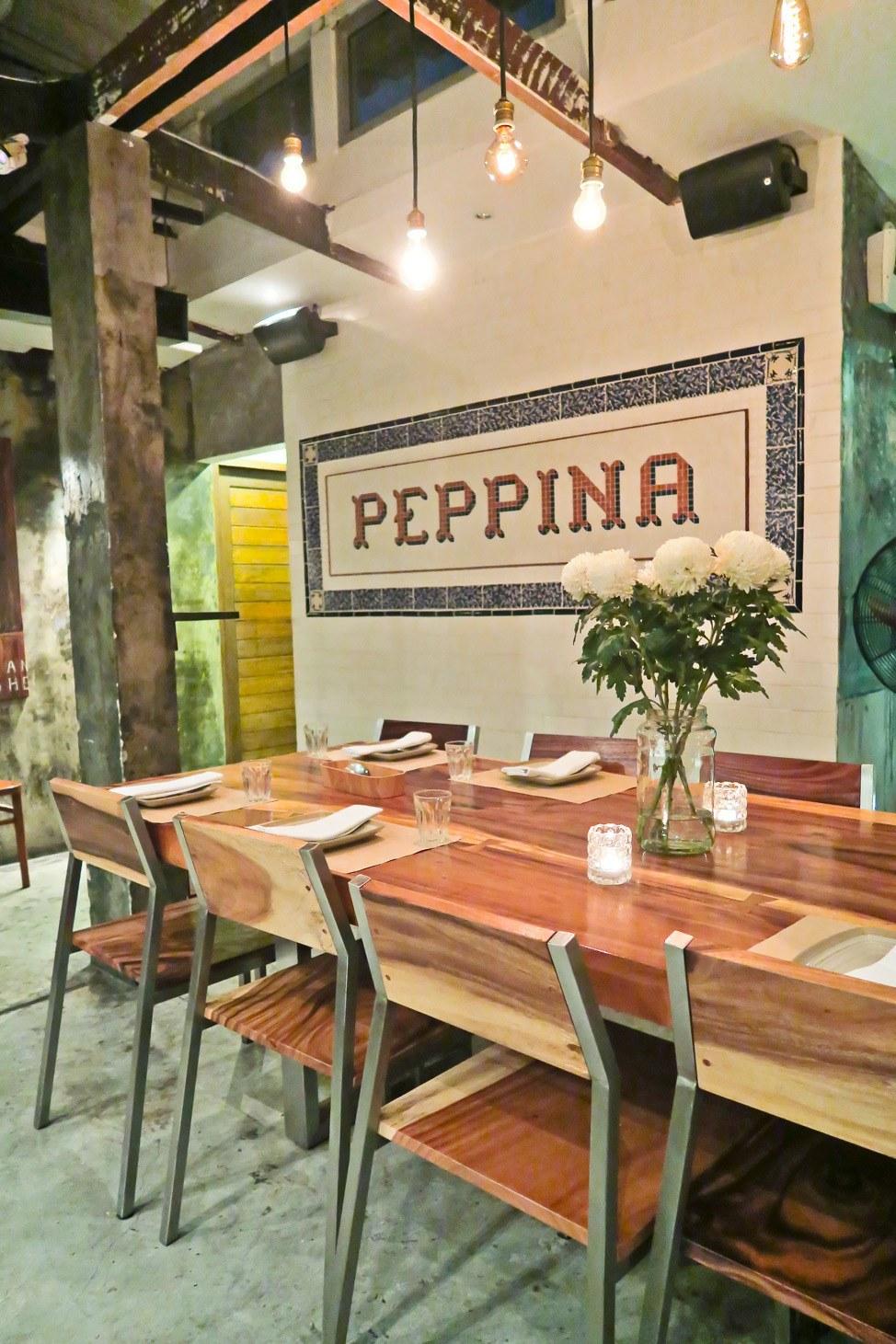 Peppina Restaurant Bangkok
