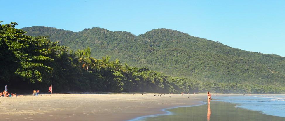 Uma Bela Caminhada: Hiking on Ilha Grande thumbnail