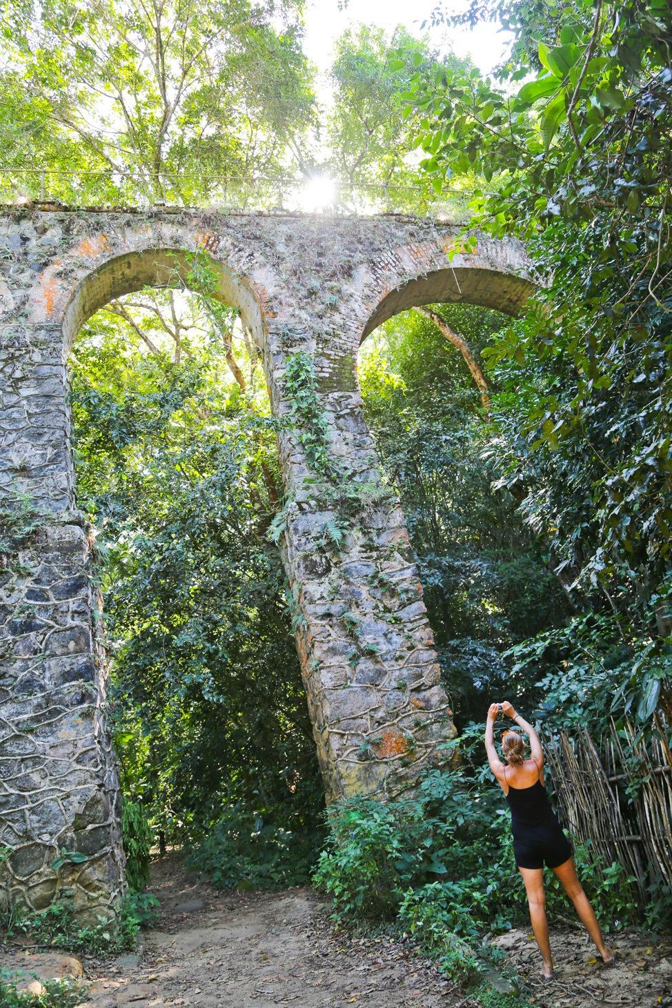 Hiking The Circuito de Abraao on Ilha Grande