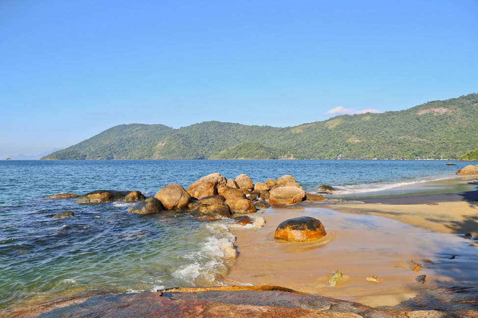 Hiking The Circuito de Abraao on Ilha Grande