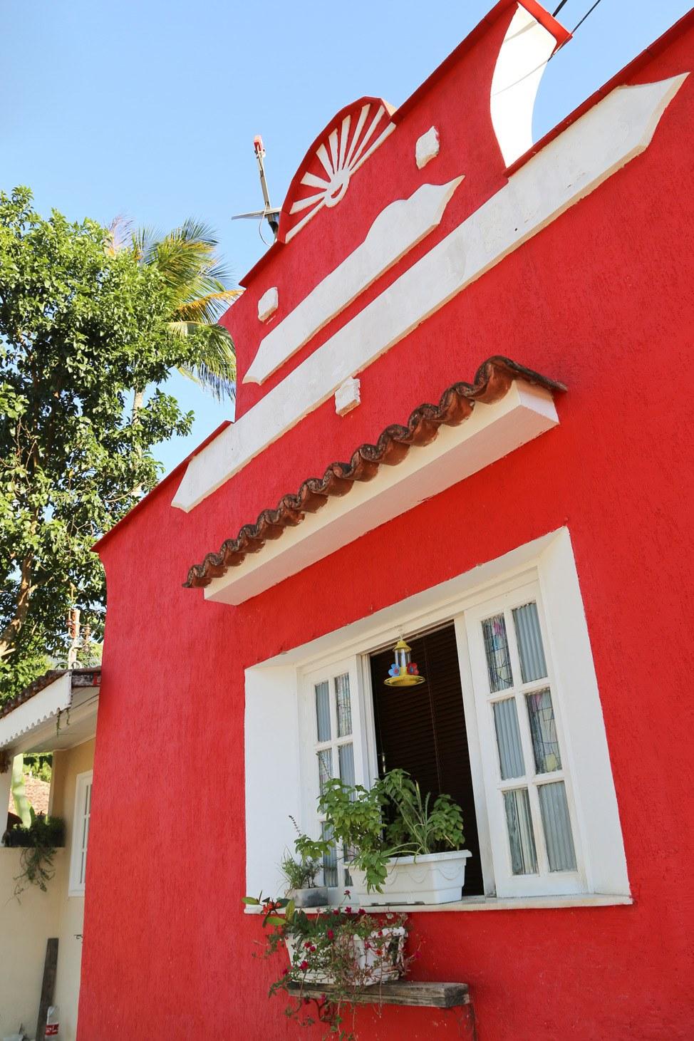 Vila do Abraão Ilha Grande Brazil