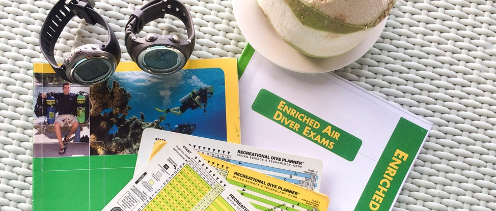 Nitrox Now! A Review of the PADI Enriched Air Diver Course thumbnail