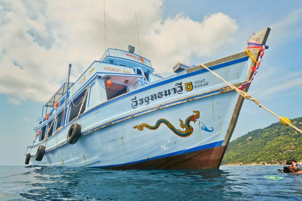 Ban's Dive School Koh Tao Thailand