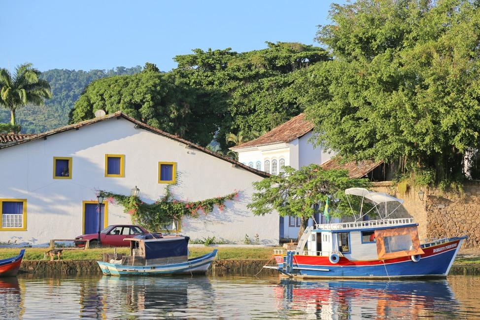 Paraty Brazil Travel Blog Post
