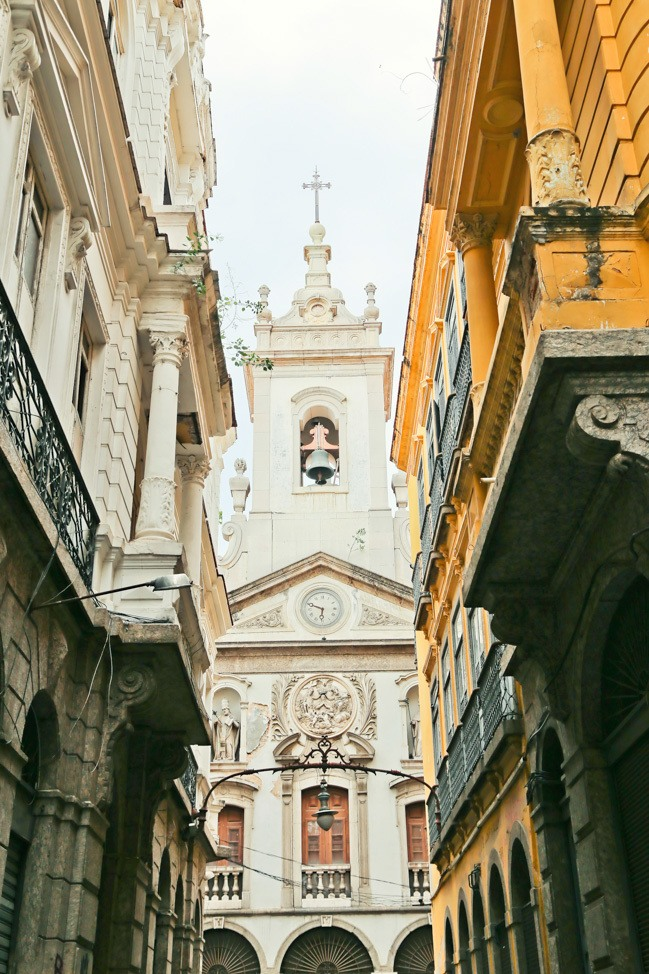 Downtown Rio de Janiero