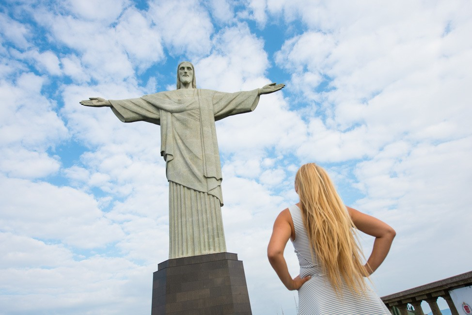 Early Access Tour to Christ Redeemer Statue