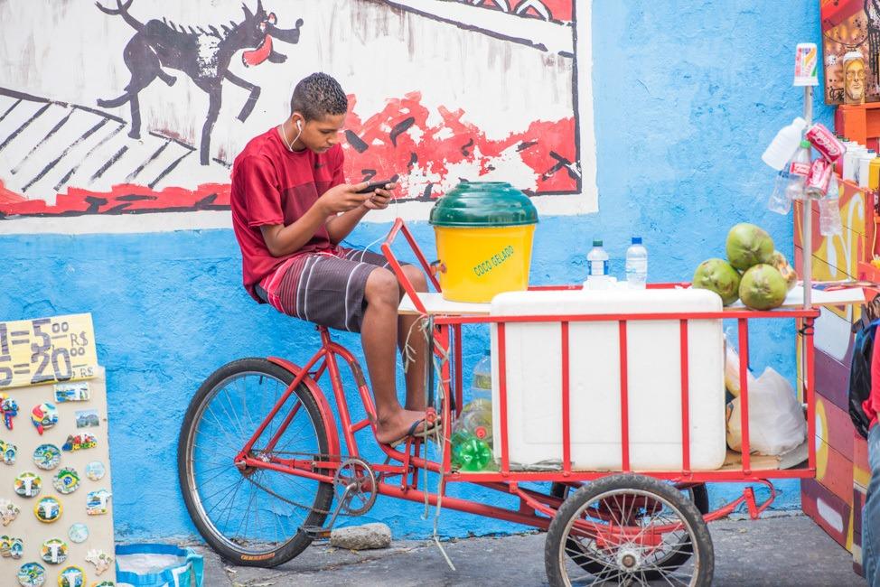 People of Rio de Janiero