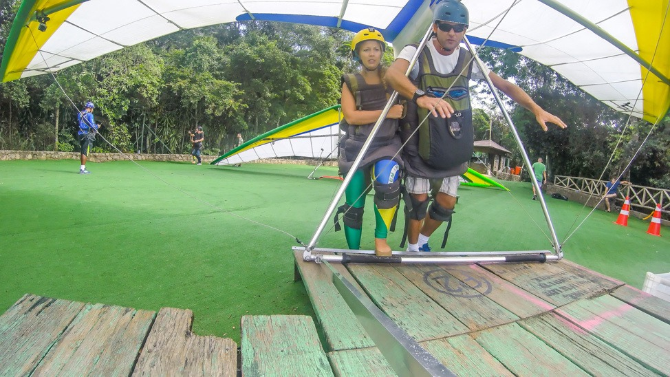 Hang Gliding in Rio de Janeiro