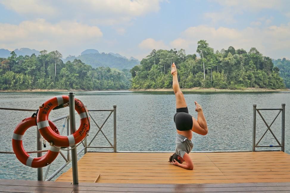 Rainforest Camp at Elephant Hills, Khao Sok, Thailand