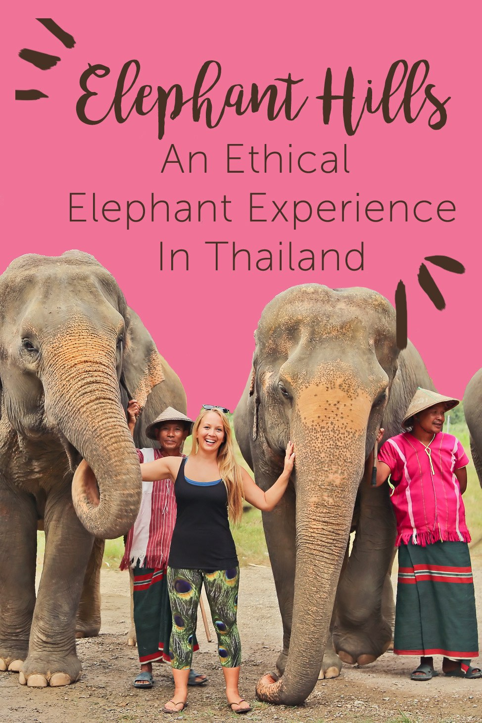 Elephant Hills: An Ethical Elephant Experience in Thailand