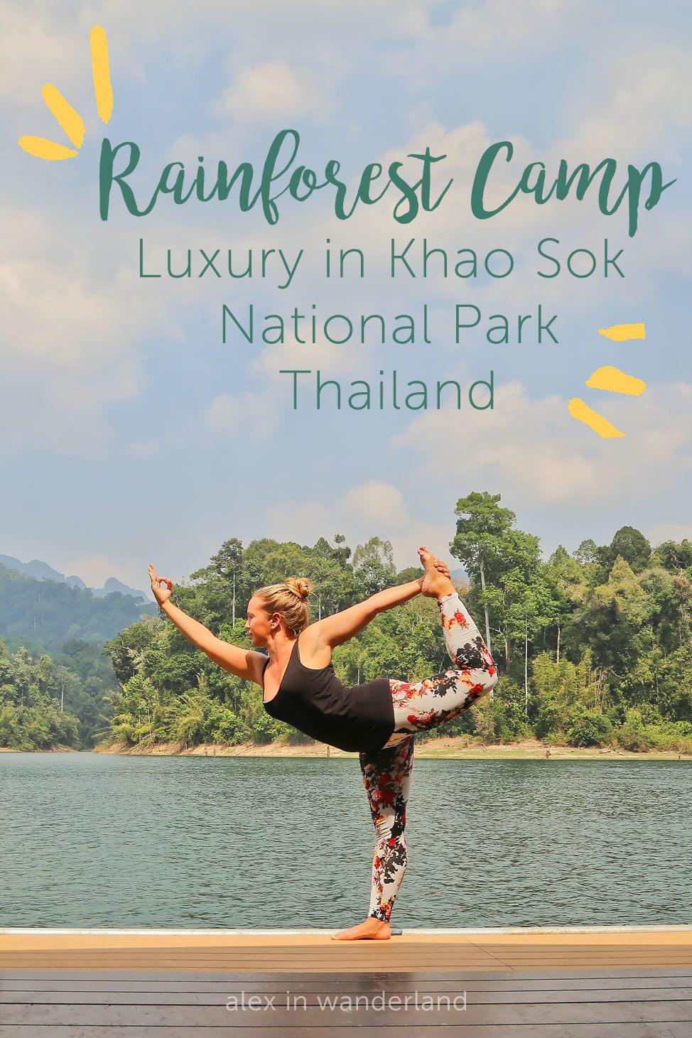 Rainforest Camp at Elephant Hills: A Review