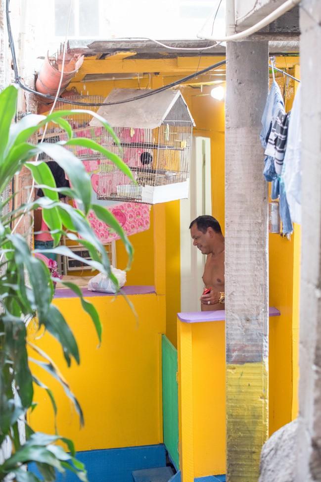 Santa Marta Favela Tour, Rio de Janeiro