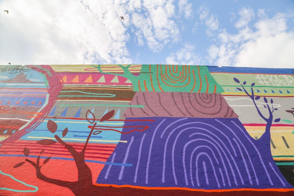 Rio de Janeiro Street Art Tour
