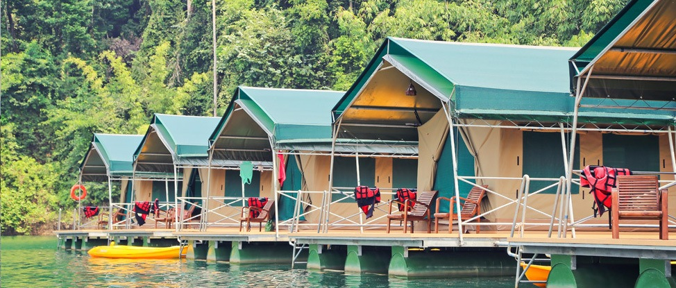 Floating on a Feeling: One Night at Rainforest Camp post image