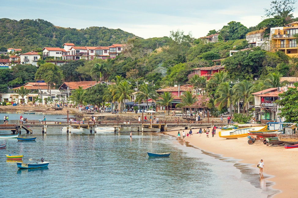 Buzios, Brazil on a budget