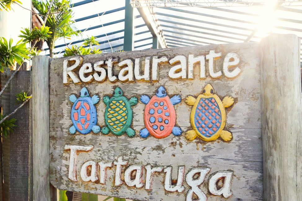 Restaurante Tartaruga at Praia de Tartaruga, Buzios, Brazil
