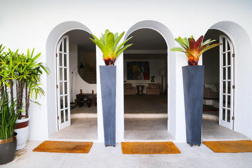 Casas Brancas, Buzios, Brazil