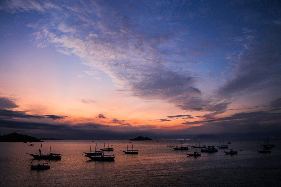 Sunset at Casas Brancas, Buzios, Brazil