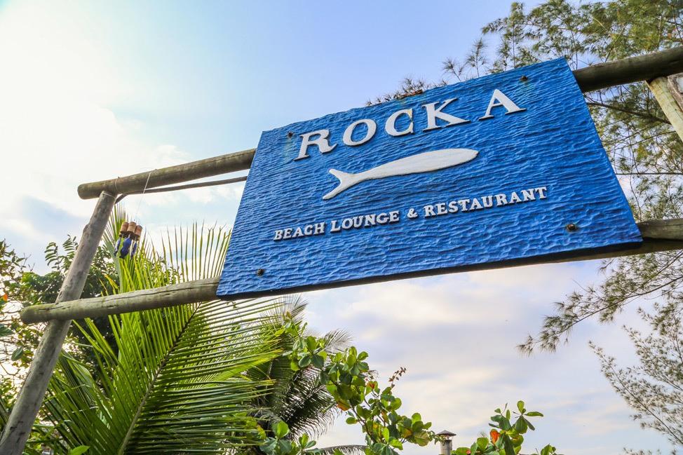 Rocka Restaurant, Buzios, Brazil