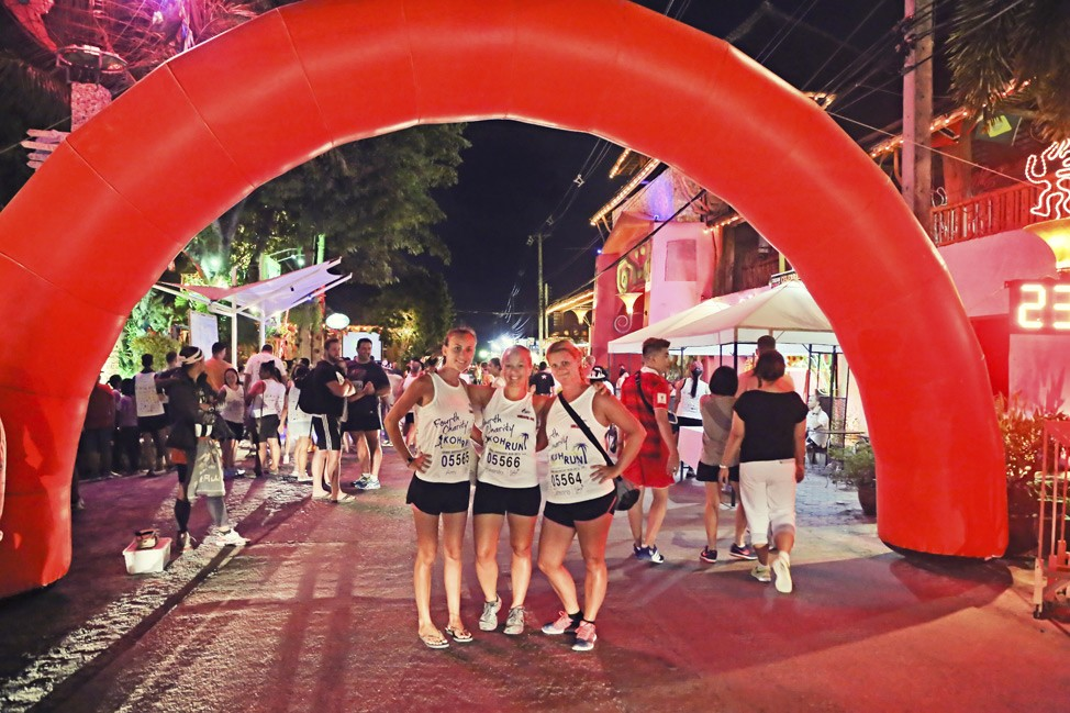 Koh Samui Midnight Run