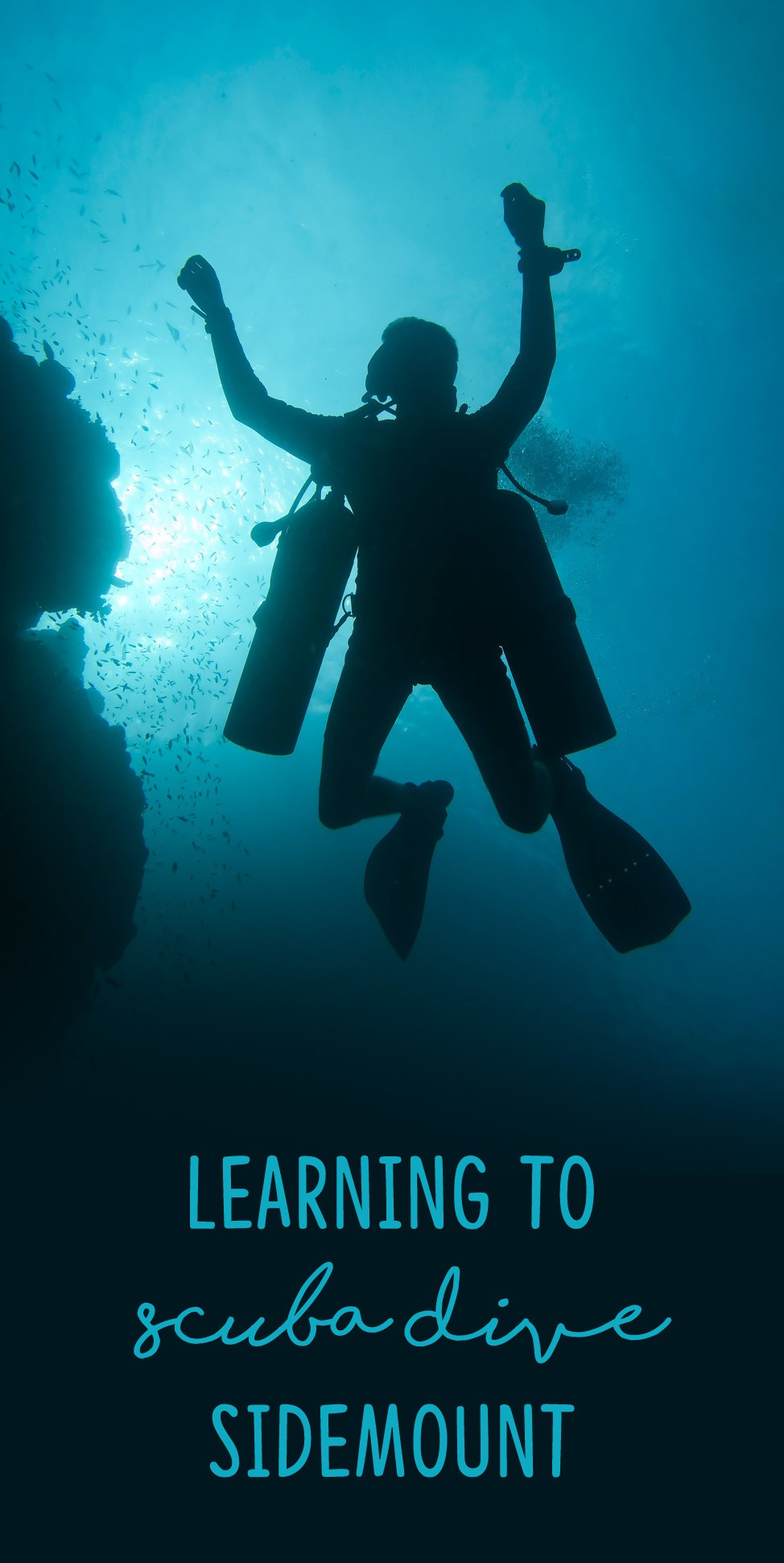 Learning to Scuba Dive Sidemount