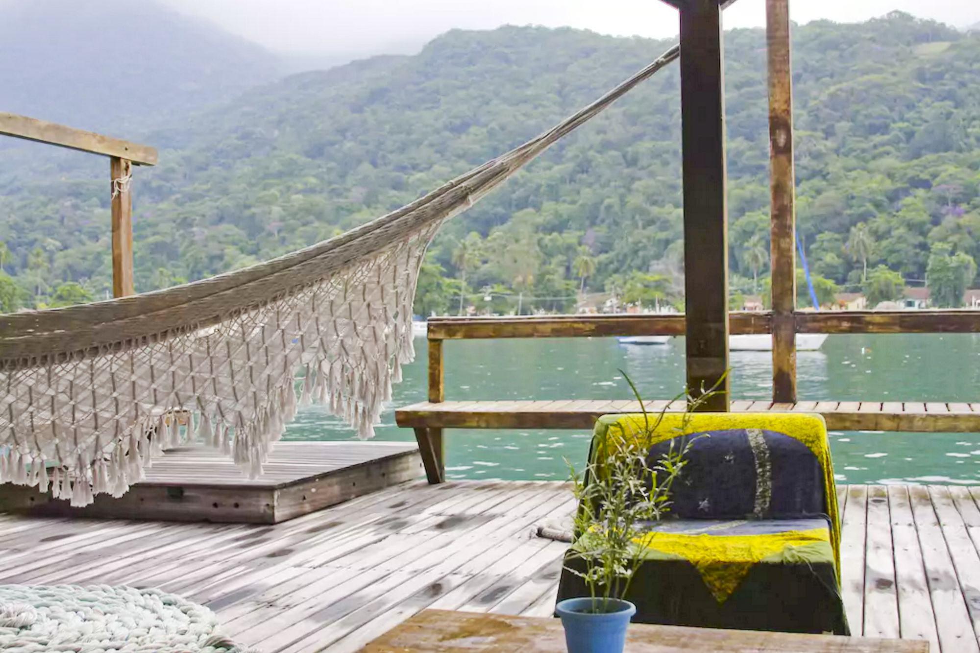 Airbnb in Ilha Grande