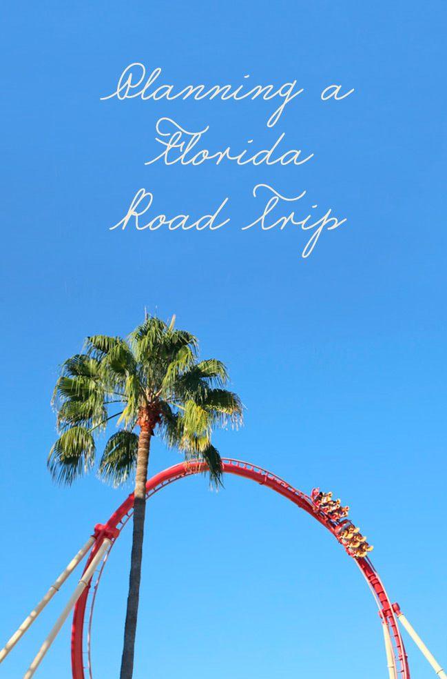 Planning a Florida Road Trip