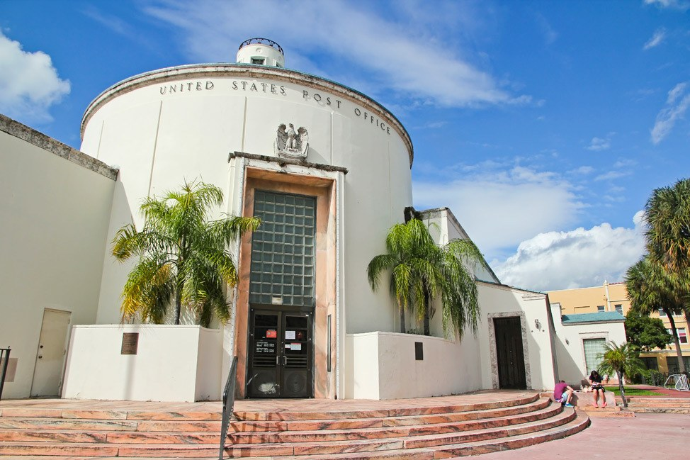 Florida Post Office