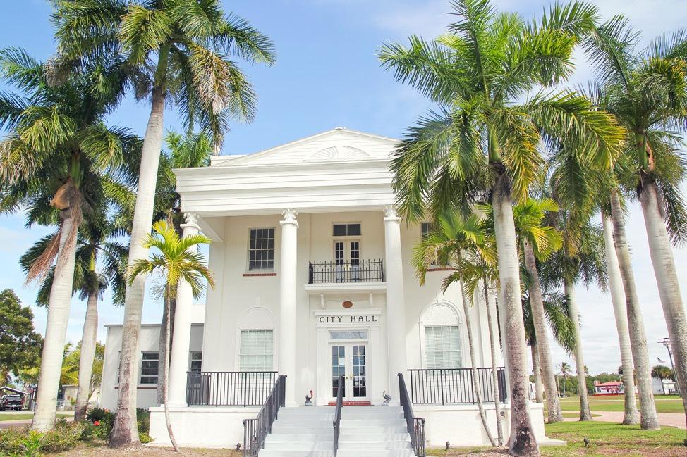 Everglades City City Hall