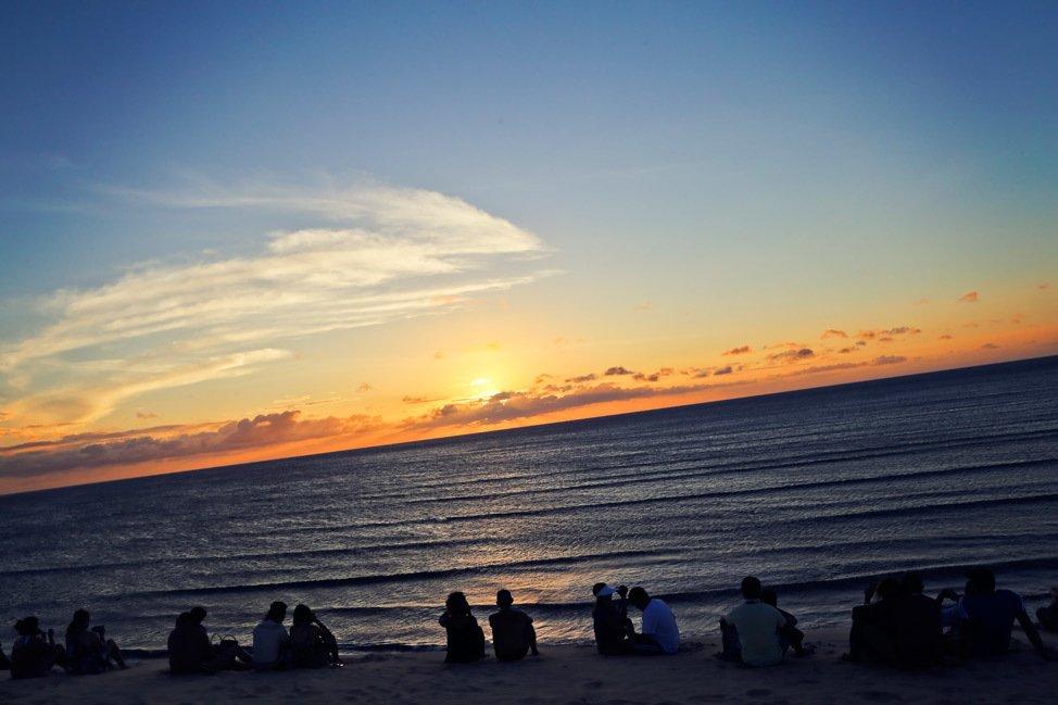 Jericoacoara Sunsets