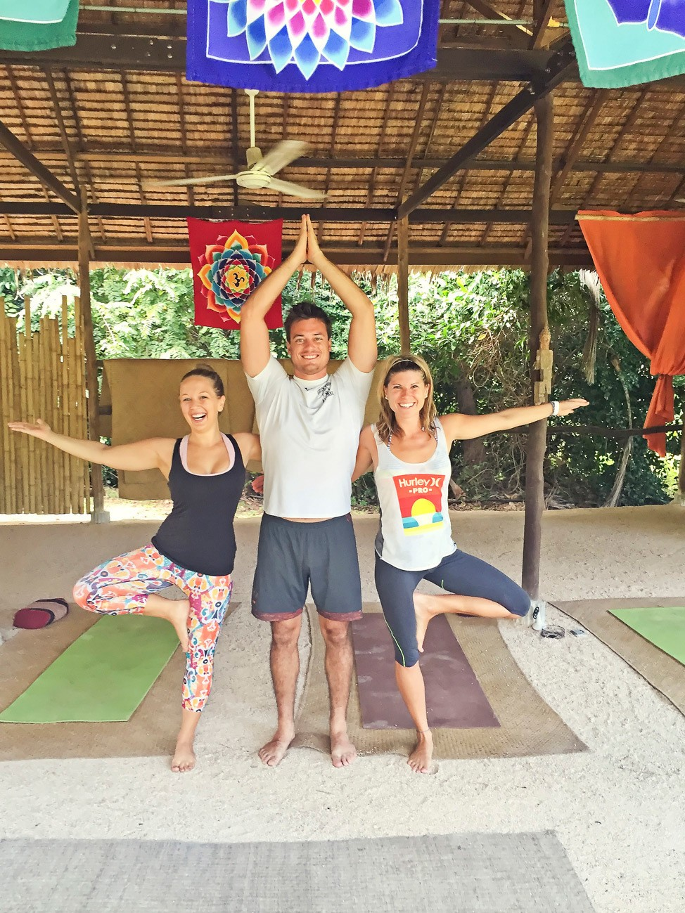 Yoga on Koh Tao