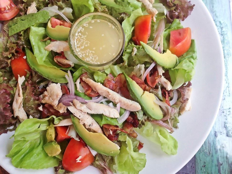 I Love Salad Koh Tao