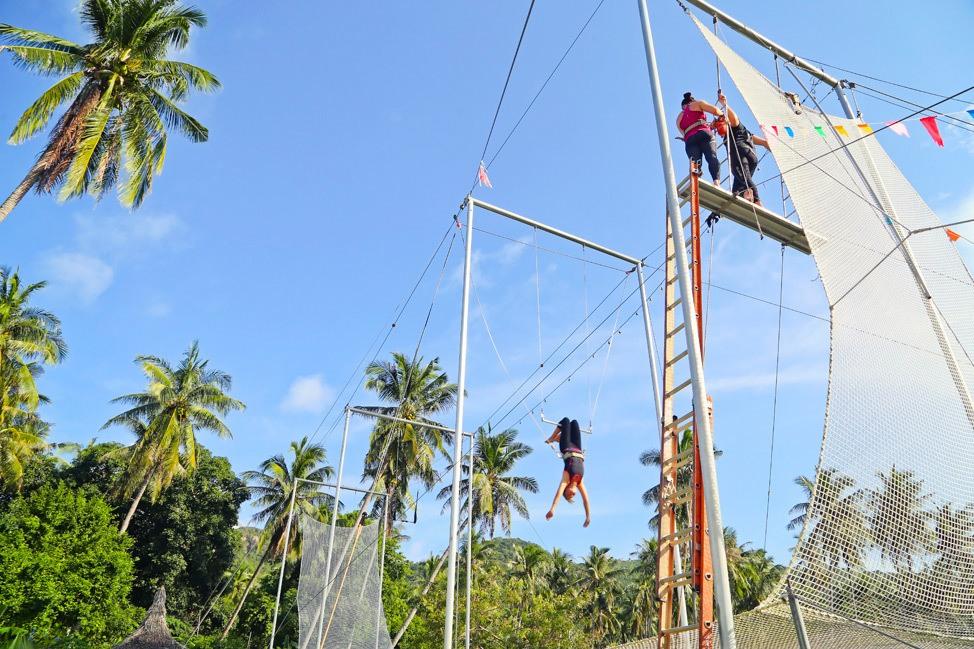 Trapeze Koh Tao