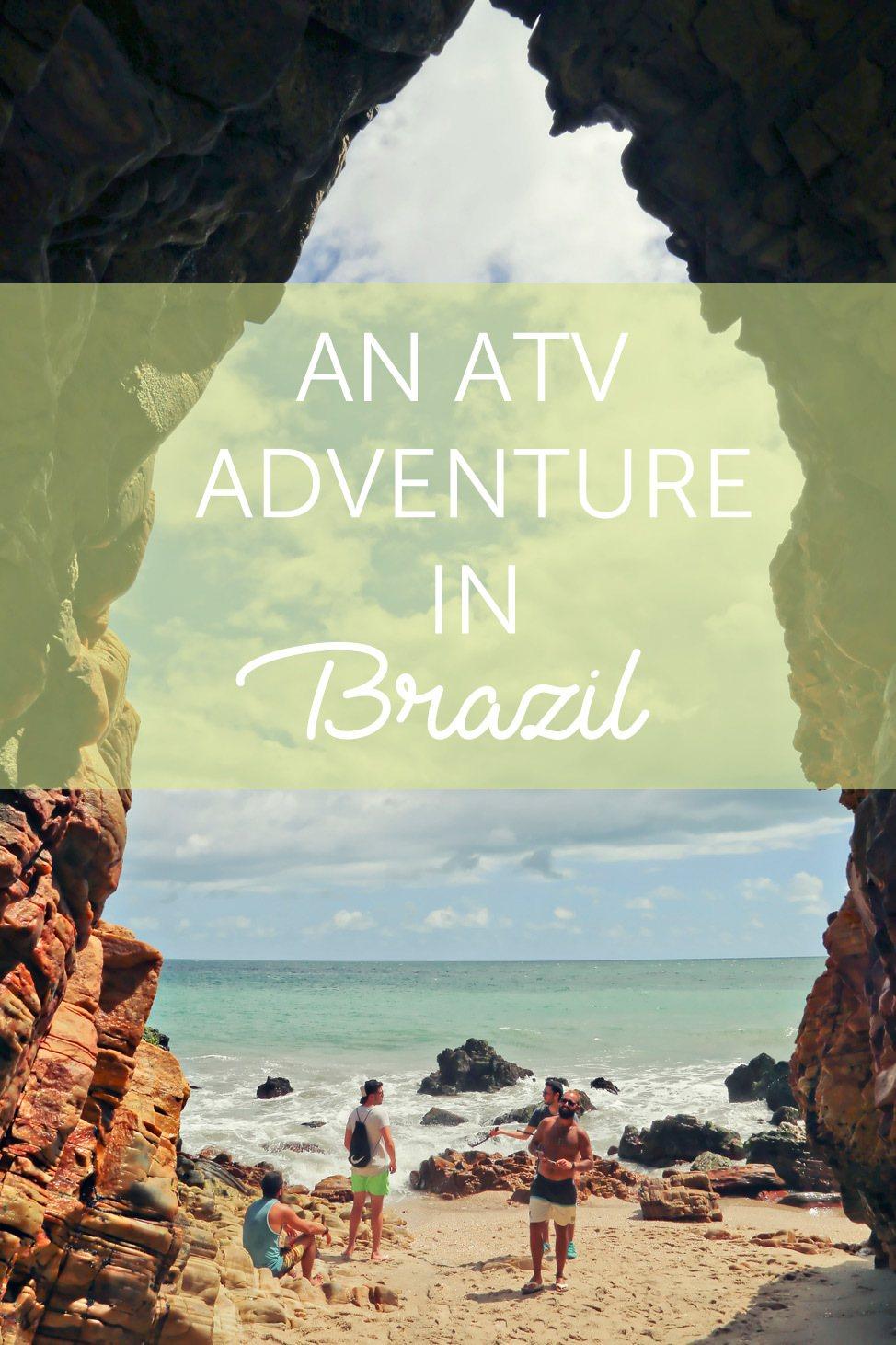 ATV Adventures in Jericoacoara Brazil