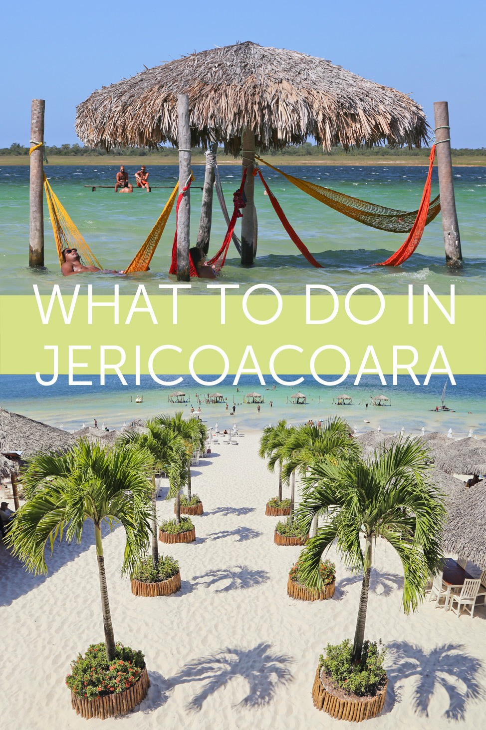 What to Do in Jericoacoara