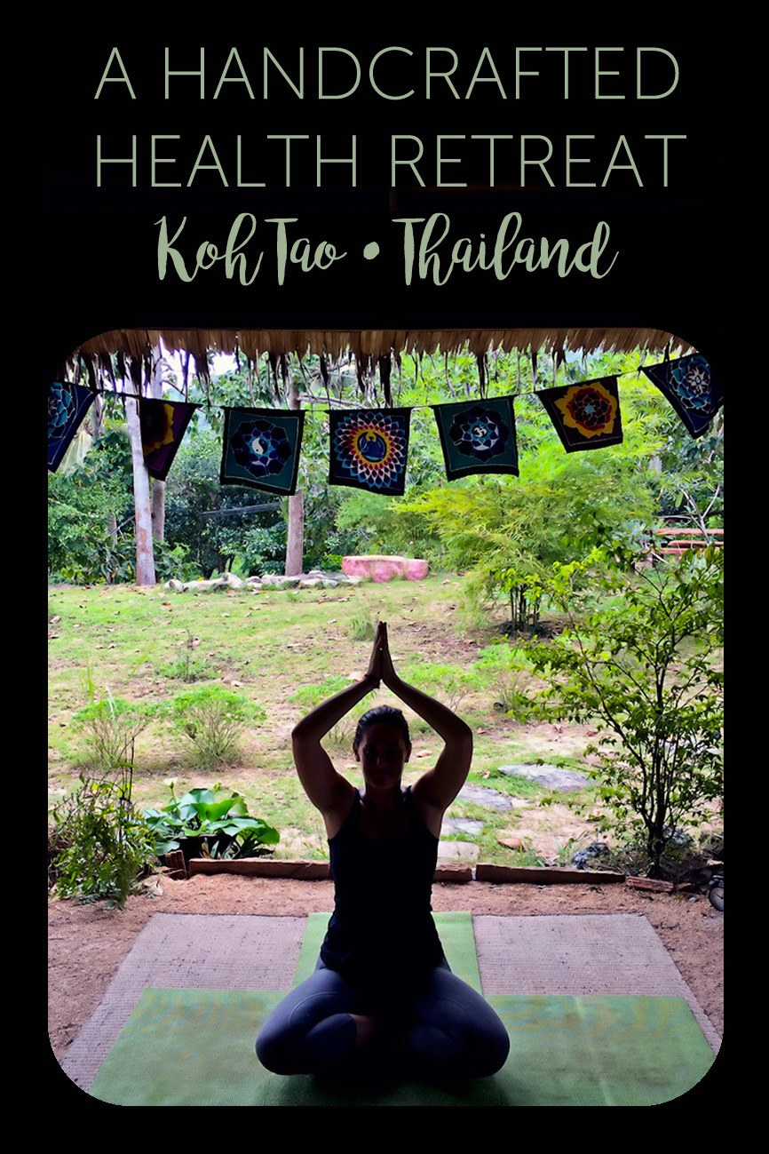 Creating a DIY Health Retreat in Koh Tao, Thailand