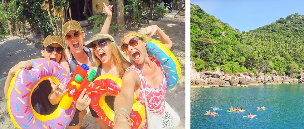Surviving Songkran: Celebrating Thailand's Wet and Wild New Year on Koh Tao thumbnail