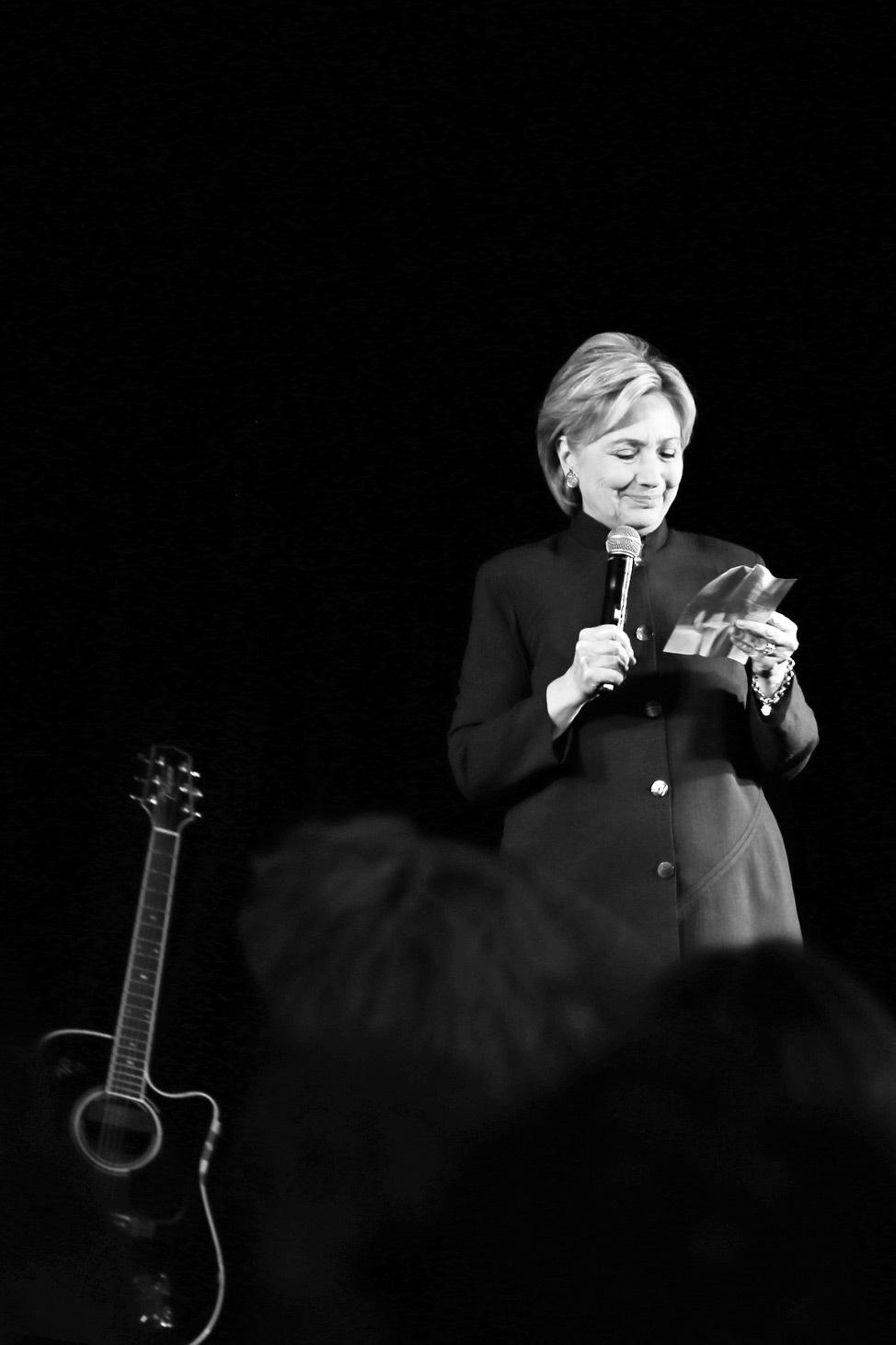 Hillary Clinton Fundraiser Boston