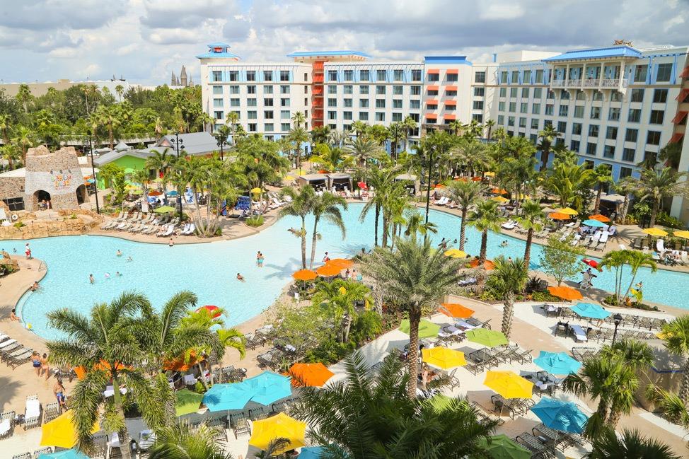 Sapphire Falls Orlando Hotel Pool