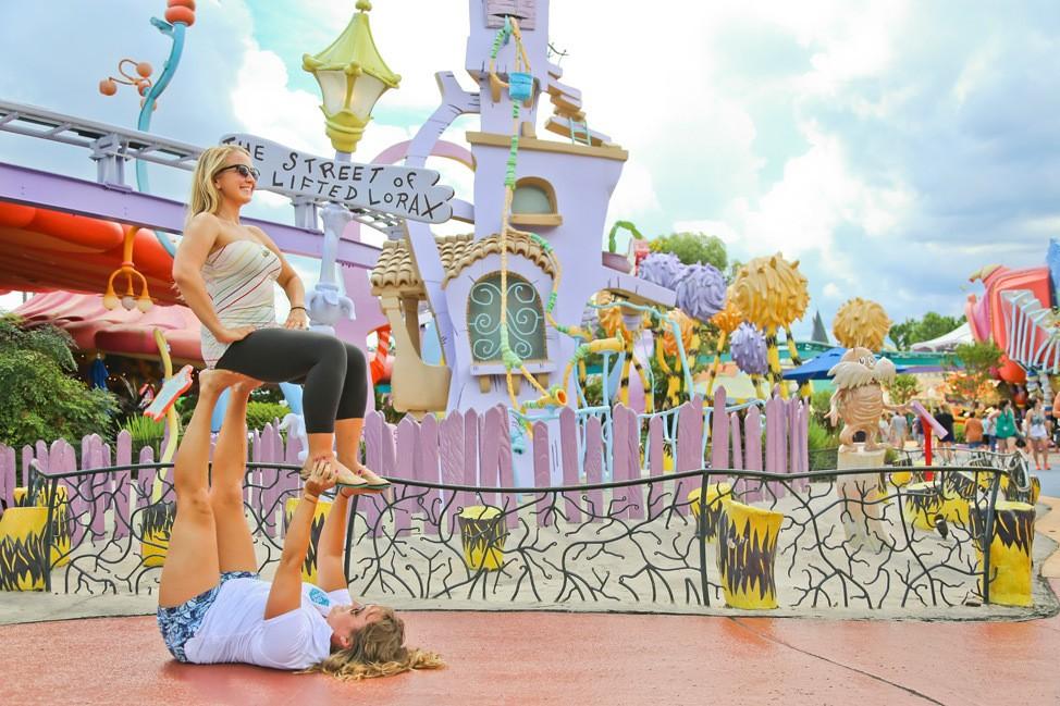 Seuss Landing, Universal Orlando Resort