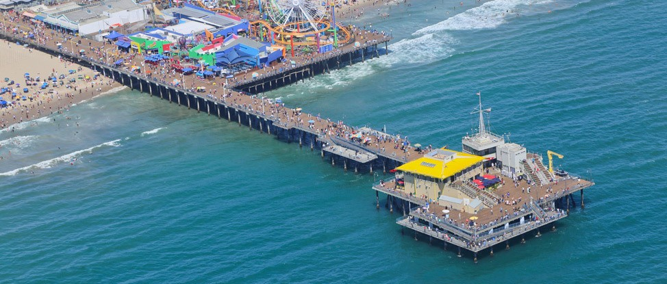 Father's Day from Above: A Helicopter Ride over Los Angeles thumbnail