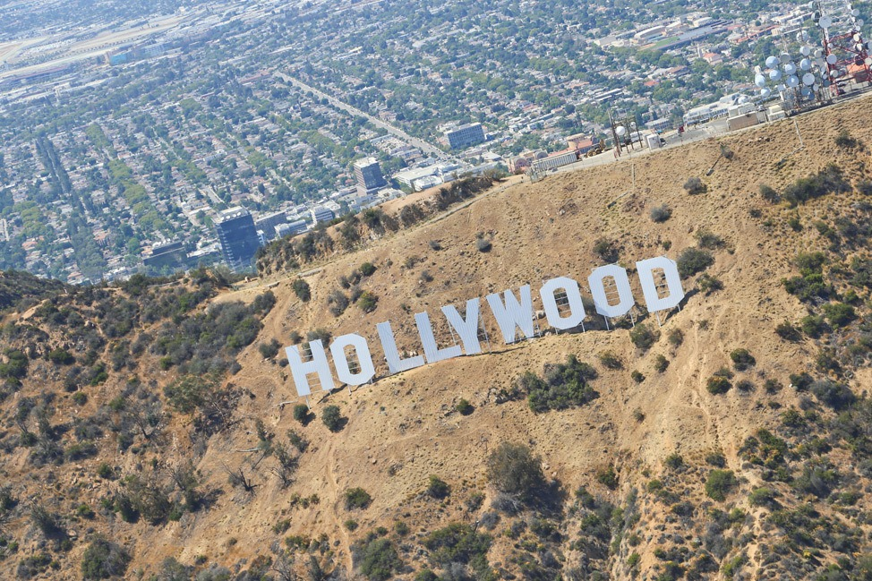 Los Angeles Sightseeing Tour by Helicopter