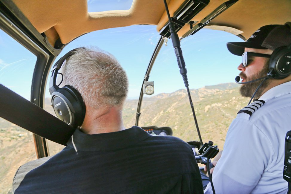 Father's Day Helicopter Ride