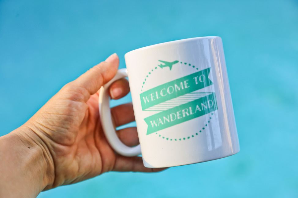 Alex in Wanderland Mug