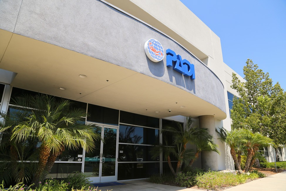 PADI Offices California