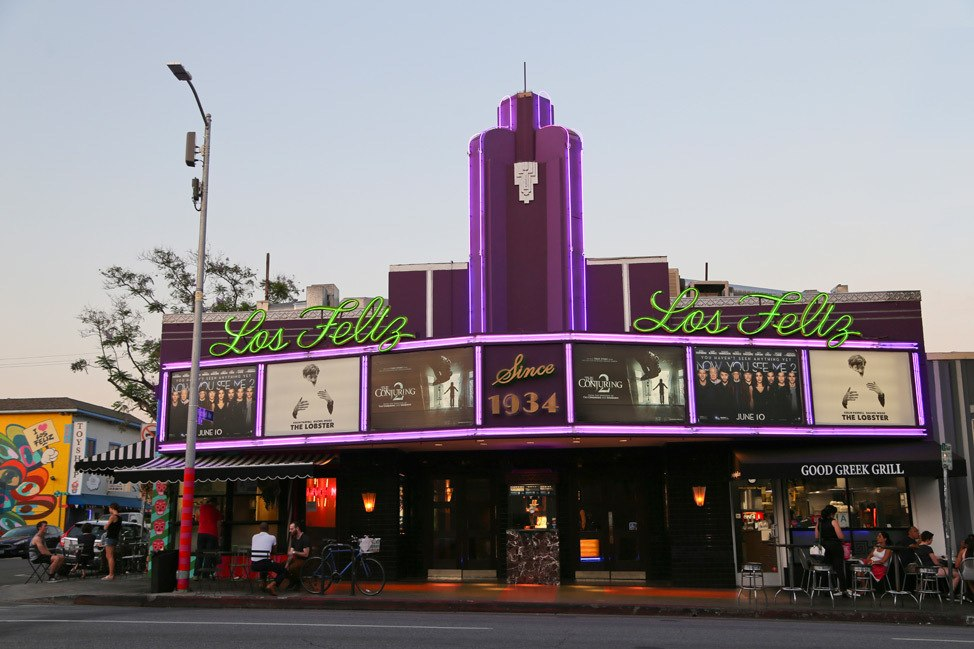 Los Feliz Movie Theater